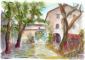 Sauvegarde du Patrimoine Alésien Cévenol la Batejade SPAC - association loi 1901 - ALES Languedoc Roussillon FRANCE